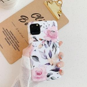 NEW iPhone 11/Pro/Max Cute Flower Case